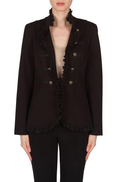 Joseph Ribkoff Black Jacket Style 173237