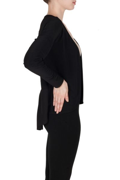 Joseph Ribkoff Black Cover Up Style 173270