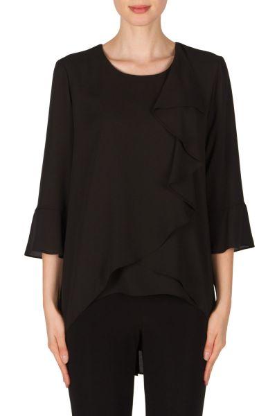 Joseph Ribkoff Black Tunic Style 173280
