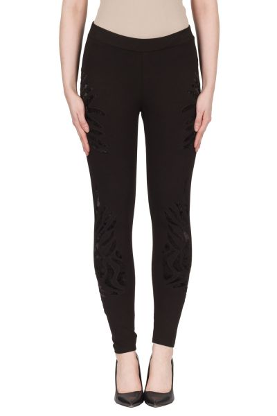 Joseph Ribkoff Black Pant Style 173301