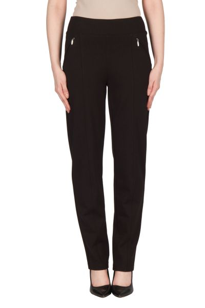 Joseph Ribkoff Black Pant Style 173309