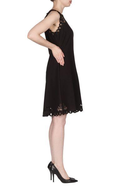 Joseph Ribkoff Black Dress Style 173314