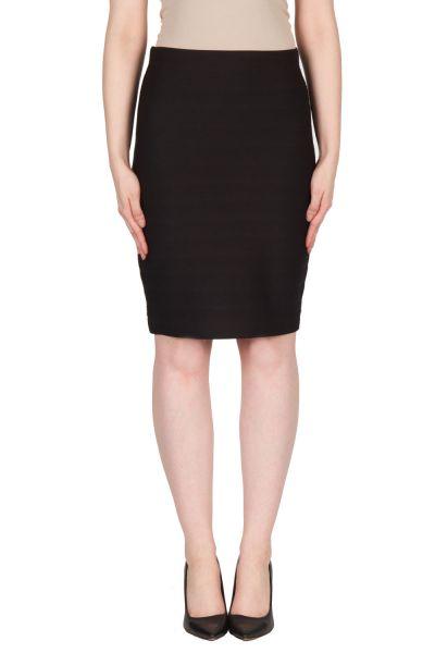 Joseph Ribkoff Black Skirt Style 173331