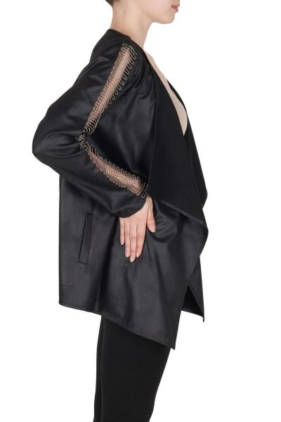 Joseph Ribkoff Black Cover Up Style 173375