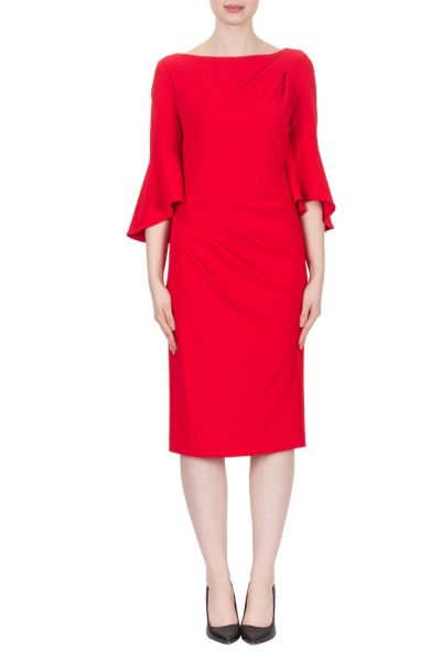 Joseph Ribkoff Red Dress Style 173411