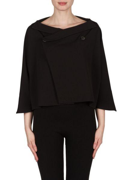Joseph Ribkoff Black Jacket Style 173413