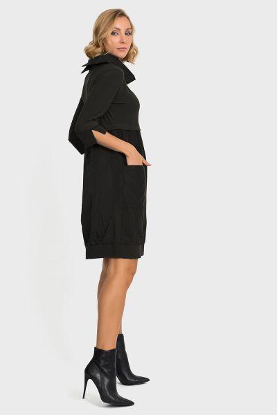 Joseph Ribkoff Black Dress Style 173444