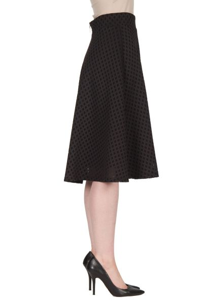Joseph Ribkoff Black Skirt Style 173492