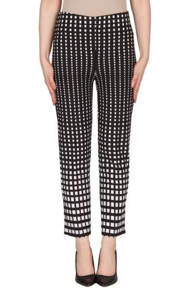 Joseph Ribkoff Black/White Pant Style 173824