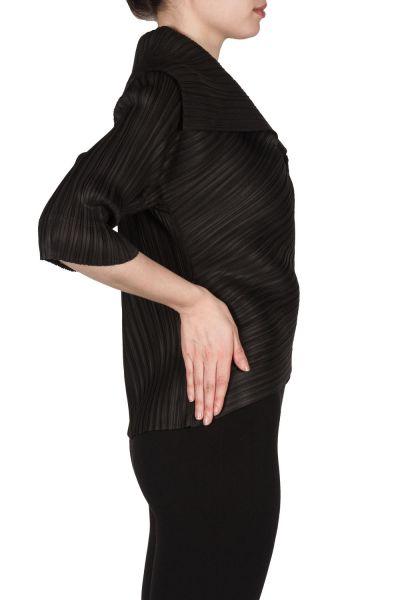 Joseph Ribkoff Black Cover Up Style 173996