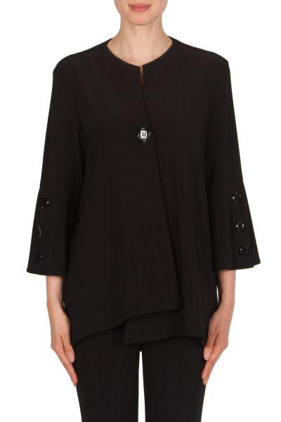 Joseph Ribkoff Black Jacket Style 174146