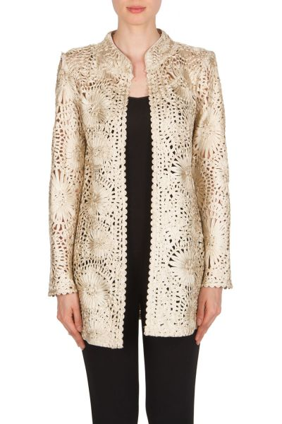 Joseph Ribkoff Beige Cover Up Style 174504