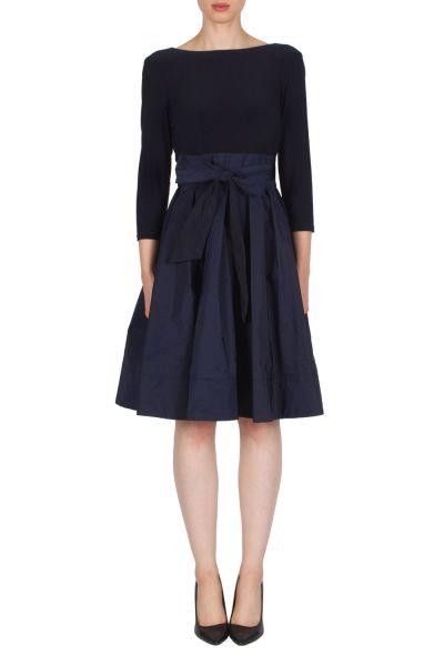 Joseph Ribkoff Midnight Blue Dress Style 174677
