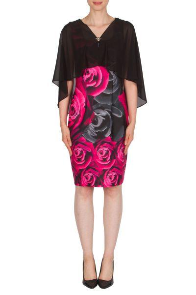 Joseph Ribkoff 2 Pieces Multi Dress Style 174744