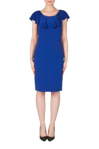 Joseph Ribkoff Royal Blue Dress Style 181022
