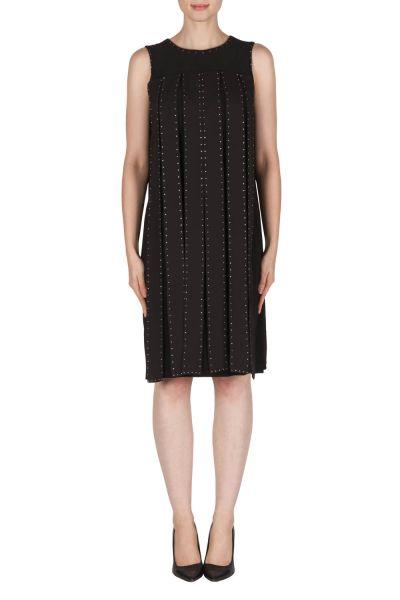 Joseph Ribkoff Black Dress Style 181039