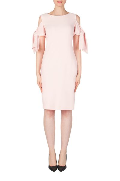 Joseph Ribkoff Powder Pink Dress Style 181049