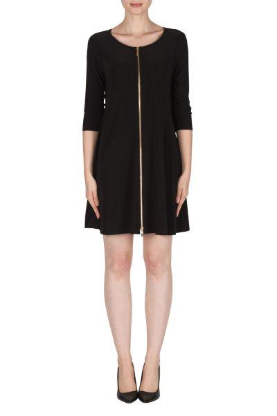 Joseph Ribkoff Black Tunic/Dress Style 181050