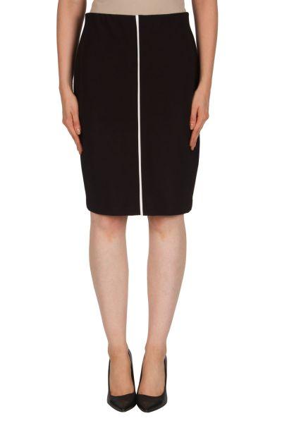 Joseph Ribkoff Black/White Skirt Style 181081