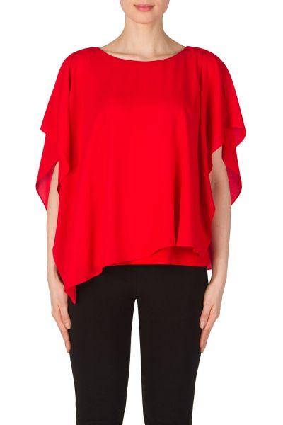 Joseph Ribkoff Red Top Style 181260