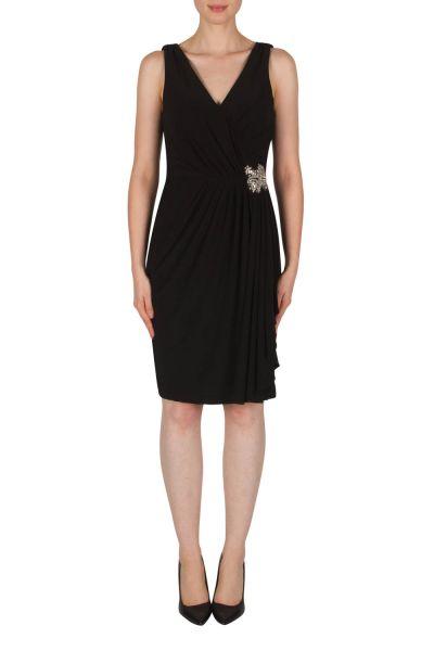 Joseph Ribkoff Black Dress Style 182000