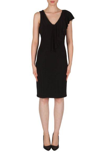 Joseph Ribkoff Black Dress Style 182003