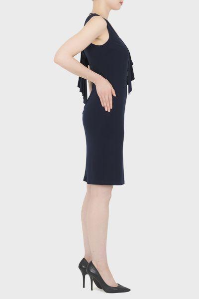 Joseph Ribkoff Midnight Blue Dress Style 182003
