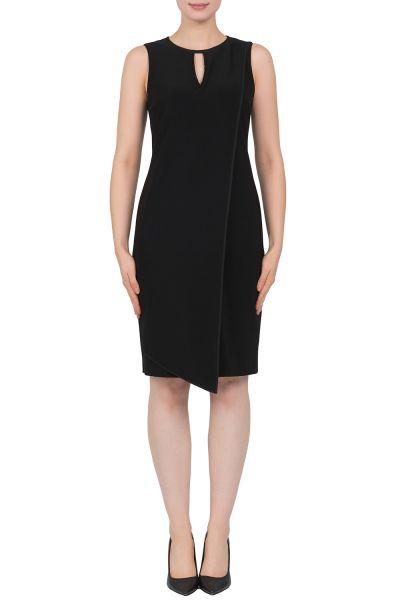 Joseph Ribkoff Black Dress Style 182011