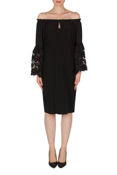 Joseph Ribkoff Black Dress Style 182013