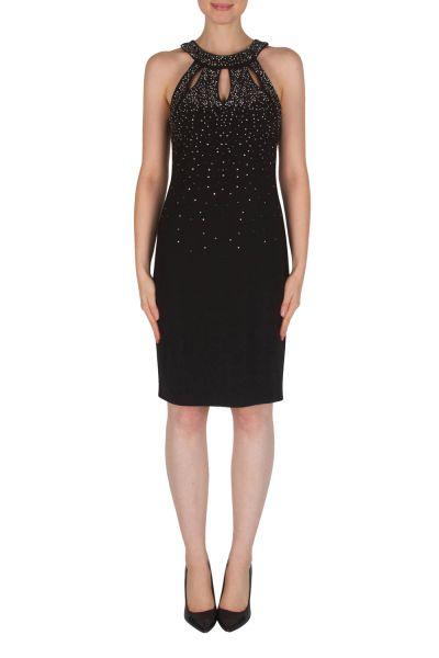 Joseph Ribkoff Black Dress Style 182014