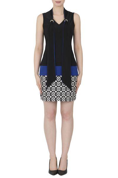 Joseph Ribkoff Azure Dress Style 182529