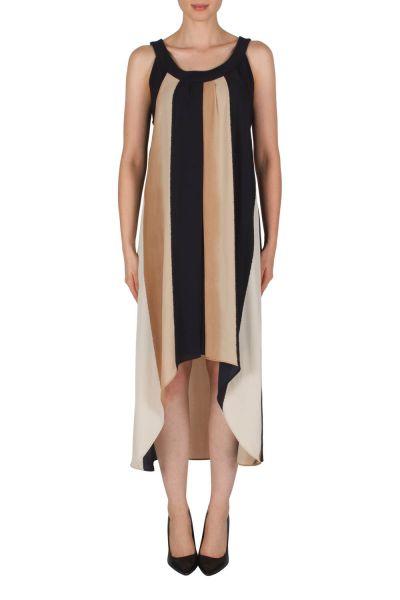 Joseph Ribkoff Navy/Multi Dress Style 182604