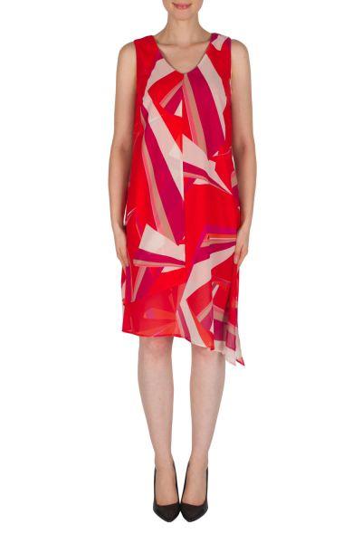 Joseph Ribkoff Multi Dress Style 182608