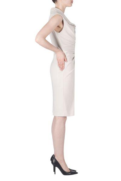 Joseph Ribkoff Champagne Dress Style 183015X