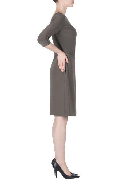 Joseph Ribkoff Avocado Dress Style 183017