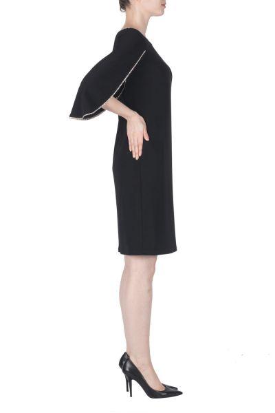 Joseph Ribkoff Black Dress Style 183026