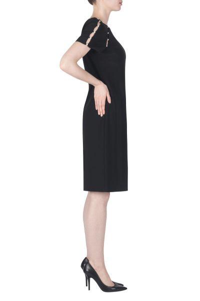 Joseph Ribkoff Black Dress Style 183028