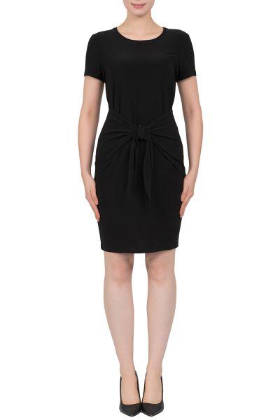 Joseph Ribkoff Black Dress Style 183029