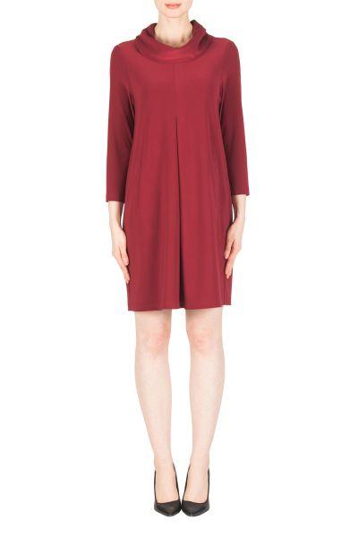 Joseph Ribkoff Cranberry Tunic/Dress Style 183041
