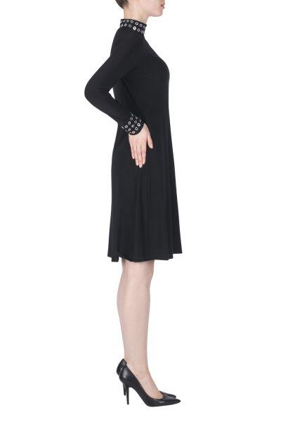 Joseph Ribkoff Black Dress Style 183043