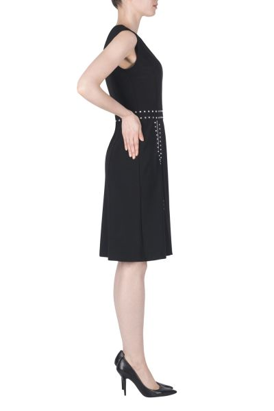 Joseph Ribkoff Black Dress Style 183045