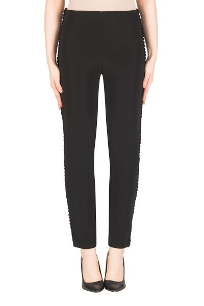 Joseph Ribkoff Black Pant Style 183107