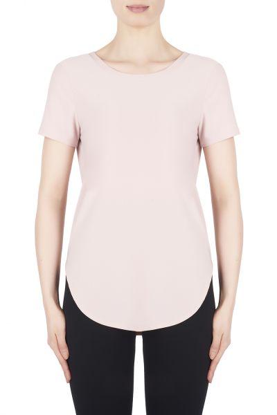 Joseph Ribkoff Powder Pink Top Style 183220