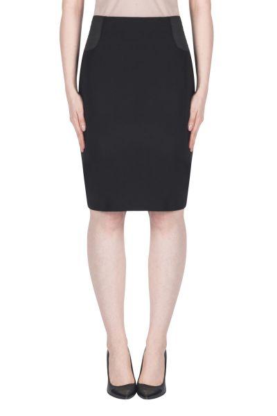 Joseph Ribkoff Black Skirt Style 183242