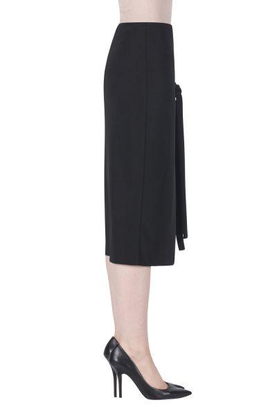 Joseph Ribkoff Black Skirt Style 183243