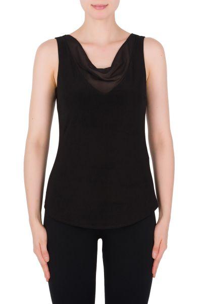 Joseph Ribkoff Black Camisole Style 183272