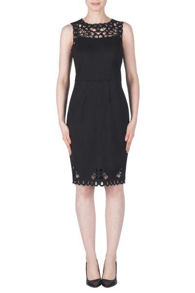 Joseph Ribkoff Black Dress Style 183339