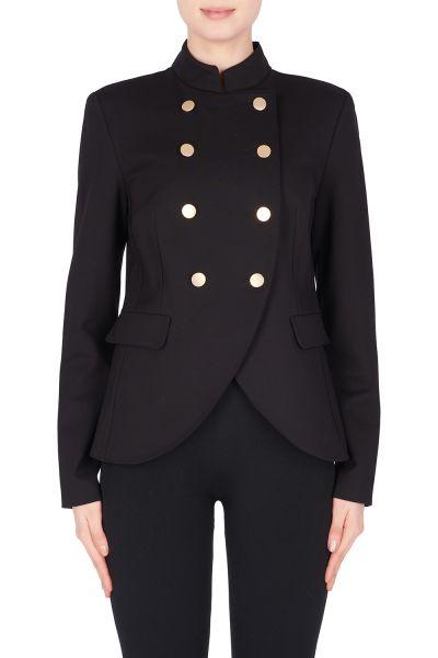 Joseph Ribkoff Black Jacket Style 183352