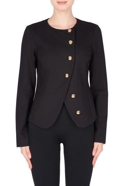 Joseph Ribkoff Black Jacket Style 183354