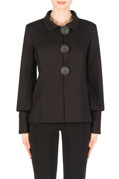 Joseph Ribkoff Black Jacket Style 183357